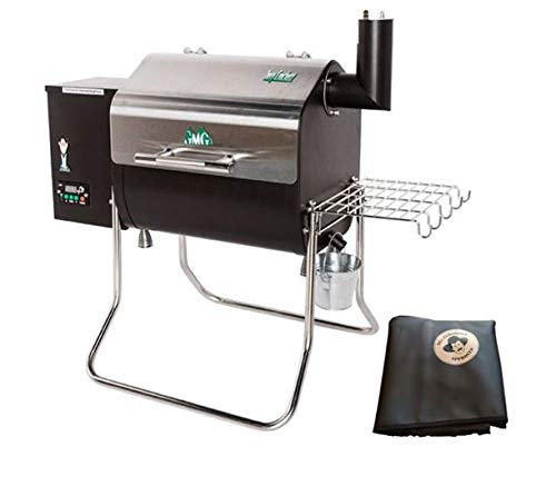 Green Mountain Grill Davy Crockett Pellet Grill w/ Wi-Fi Review