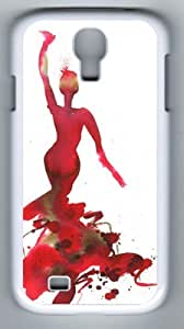 Abstract Painting Back Case Cover Skin for Samsung Galaxy S4 I9500, Samsung Galaxy S4 I9500 Case