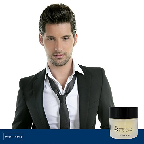 krieger + söhne Salon Quality Men's Grooming Gift Set