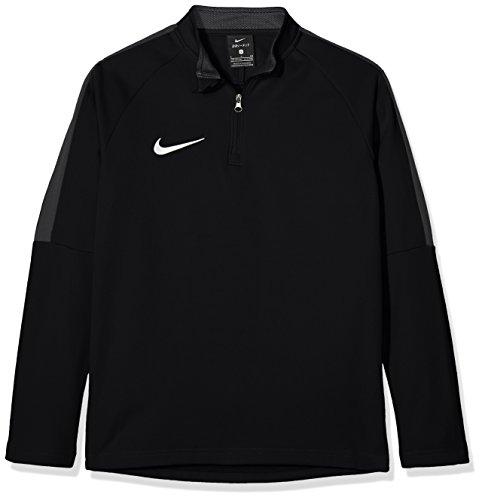 T white Nike Academy Unisex Manica anthracite Football A Bambini Dry 18 Black Lunga shirt BHI6q