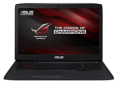 ASUS ROG G751JT 17.3-Inch Gaming Laptop NVIDIA GeForce GTX970M Graphics