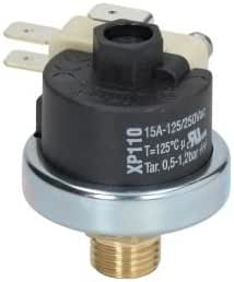 Elektra/Isomac/Pavoni - Interruptor de presión para cafetera (0,5 ...