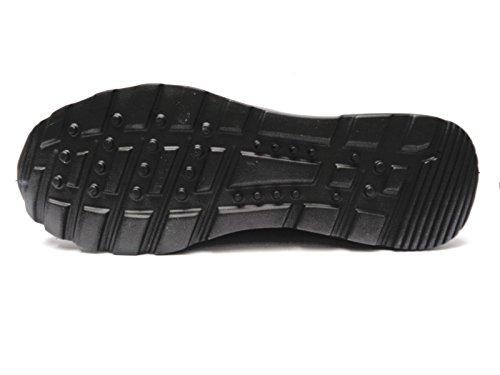 ANTICA CUOIERIA - Zapatos de cordones de Piel para hombre negro negro 42
