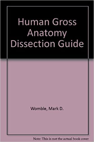 Dissection Guide for Physical Therapy Human Gross Anatomy ...