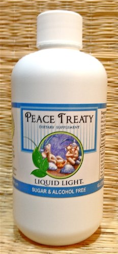 Peace Treaty 8 Oz Bottle - ADHD, Anxiety, Restlessness, Bedtime, Naps, Insomnia, Calming, ADD Support. 20 yrs. Safe Use.