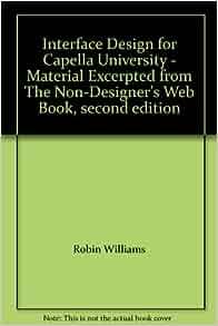 Non book the designers web