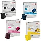 Xerox Colorqube 8870 Ink Stick Set (Oem) Black, Cyan, Magenta, Yellow