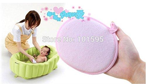 BuildentNew Novelty Cute Little Boy Girl Bath Soft Foam Rub