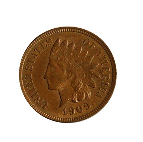 1909 Indian Head Cent Penny G/VG Condition Set Very Good