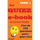 Le Quizz E-Book (French Edition)