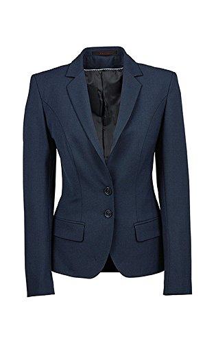 Greiff Blau Premium Slim Varios Colores De Blazer Mikrodessin 1411 Fit Elástico Mujer XX6rvZ