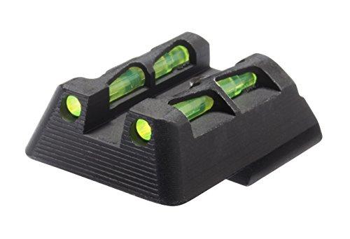 - Hi-Viz North Pass HKLW11 H&K Litewave Rear Sight Scope fits HK45/P30/VP9