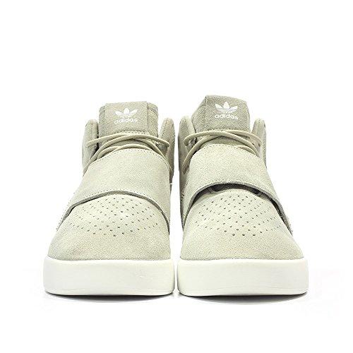 Adidas Originals Mænds Rørformede Invader Rem Sko Sesam Rød ExcSXaD