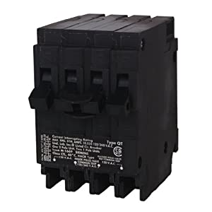Murray MP25020 One 50-Amp Double Pole Two 20-Amp Single Pole Circuit Breaker