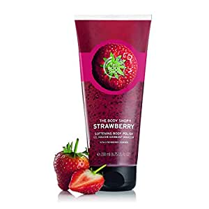The Body Shop Strawberry Body Scrub Polish - 200ml