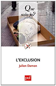 L'exclusion par Julien Damon