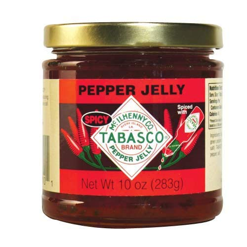 TABASCO JELLY PEPPER SPICY