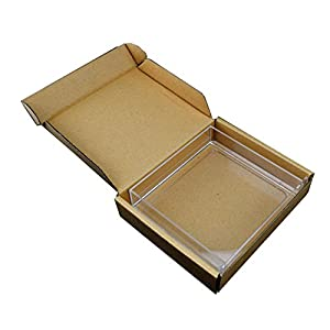 Resin Tank Resin Tray Resin vat for Form 1 form1+ SLA 3D Printer Moai SLA DIY 3D Printer by Shenzhen Fundo Smart Technology Co.,Ltd