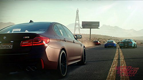 Need for Speed Payback (PS4)