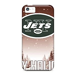 Forever Collectibles New York Jets Hard Snap-on Iphone 5c Case