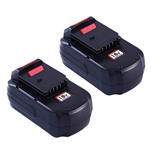 3.6Ah Ni-Mh PC18B Replacement for Porter Cable 18V Battery PCC489N PC18BLEX PCMVC PCXMVC 2 -