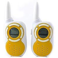Walkie Talkie,SWIGM 1 Set Portale 2-way Radios 5km Long Range Rechargeale Walkie-Talkie