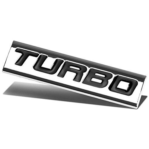 Pilot IP-416C Turbo Stick On Badge Pilot Automotive