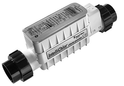 Pentair 520912 IntelliChlor IC40 Salt Chlorine Generator Cell (Canadian Version) ()