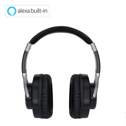 Motorola Pulse 3 Max Over Ear Wired Headphones with Alexa (Black) (B07CG2Q5V2) Amazon Price History, Amazon Price Tracker