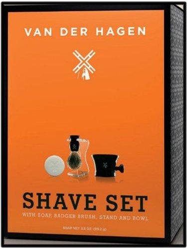 Van Der Hagen Premium Shaving Set -