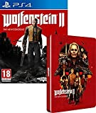 Wolfenstein II: The New Colossus + Steelbook Case PS4