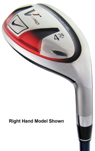 Nike Golf Victory Red Pro Hybrids 4 (Left Hand, 6 Graphite, 24 degrees)