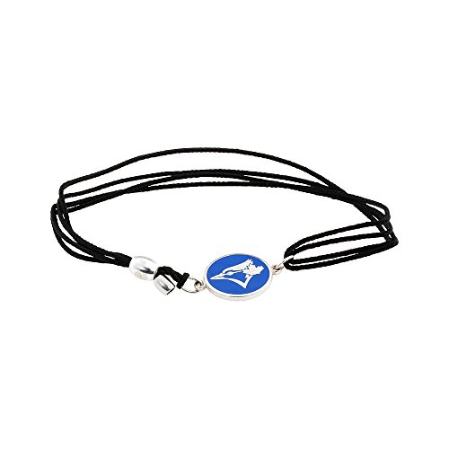 Alex and Ani Kindred Cord Toronto Blue Jays Sterling Silver Bangle ()