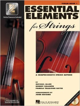 - Essential Elements Violin BK1 With EEi