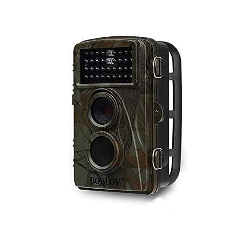 HD cámara de caza impermeable al aire libre cámara de infrarrojos ...