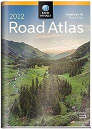 Rand McNally 2022 Road Atlas with Protective Vinyl Cover (United States, Canada, Mexico) (Rand McNally Road At