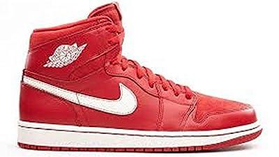 NIKE Air Jordan 1 Retro 'EURO Gym Red' - 555088-601 - Size 9