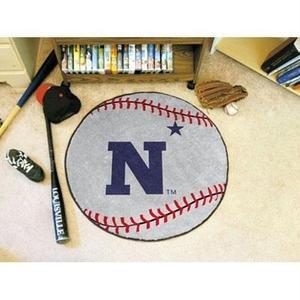 Fan Mats US Naval Academy Baseball Rug, 29