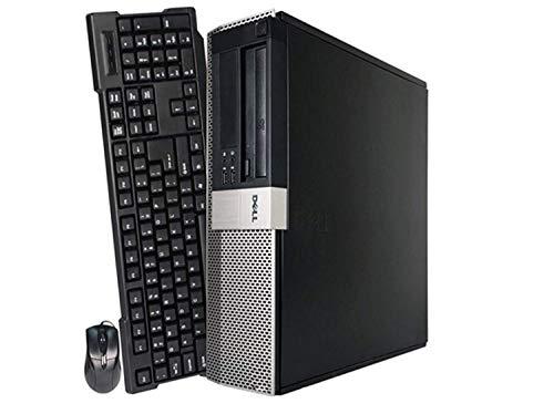 Dell Optiplex 980 Desktop Computer, i5-650 3.2GHz, 8GB, 1TB DVD, Windows 10 Pro (Renewed) (Dell Dvrs)