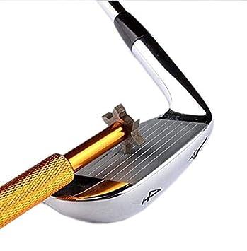 mamimamih Golf Club Groove Afilador y limpiador Herramienta ...