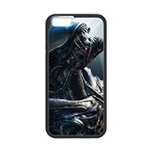 Alien iPhone 6 4.7 Inch Cell Phone Case Black Uvdpz