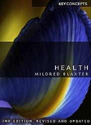 Health (Key Concepts)