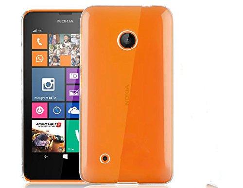 size 40 315f6 5fe47 Slim Crystal Transparent Hard Back Cover Case For Nokia Lumia 530 ...