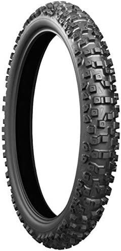 Bridgestone X40 Hard Terrain Rear Tire - 110/100-18 Position: Rear Rim Size: 18 Tire Application: Hard Tire Size: 110/100-18 Tire Type: Offroad Load Rating: 64 Speed Rating: M 003093
