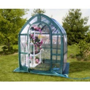 FlowerHouse PlantHouse 5 x 5-Foot Portable Greenhouse (Flowerhouse Portable Greenhouse)