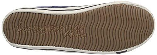 Tela Para Zapatos Mustang Mujer Blue Jeansblau Cordones 841 De wqv7xH6t