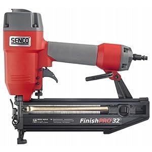 senco finish nailer. senco 1x0201n finishpro 32 16-gauge finish nailer