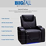 Seatcraft Pantheon Big & Tall Home Theater