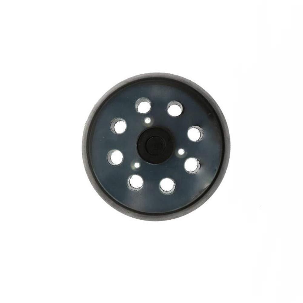 Aikeec Metal Polishing Disc Orbital Sander 125mm Base//Pad for Suit Makita BO5021 BO5041 Hitachi SV13YA ETC