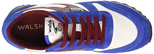 Walsh V1 - Zapatillas Unisex adulto Blanco / Azul